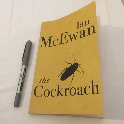 The Cockroach by Ian McEwan Book Review